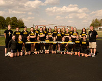 Starmont MS Girls Track