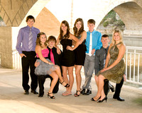 Central Homecoming Court