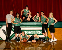 Clayton Ridge MS Girls Basketball