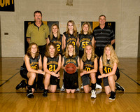 Starmont MS Girls Basketball