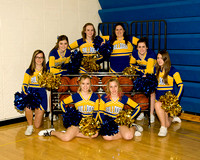 MFL MarMac Basketball Cheerleaders