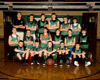 Clayton Ridge MS Boys Basketball