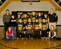 Starmont MS Boys Basketball