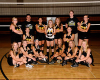 Starmont MS Volleyball