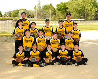 Junior Stars 3rd & 4th Baseball