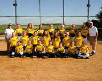 Starmont MS Softball