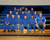 West Central JH Boys Track