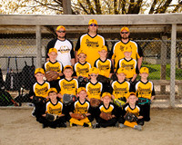 Junior Stars 1st-4th Baseball