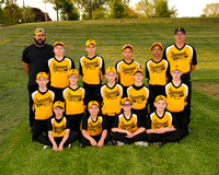 Junior Stars 5th & 6th Baseball