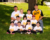 Junior Stars T-Ball & Next Level