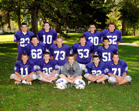 Kee MS Football