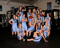 North Fayette Valley Girls Basketball
