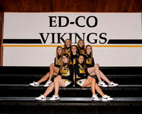 ED-CO Wrestling Cheerleading