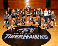 North Fayette Valley Volleyball