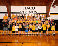 ED-CO Little Vikes Wrestling