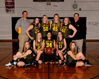 ED-CO MS Girls Basketball