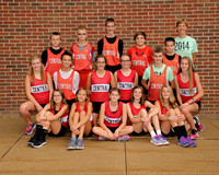 Central MS Cross Country