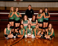 Clayton Ridge MS Volleyball