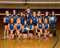 MFL MarMac MS Volleyball