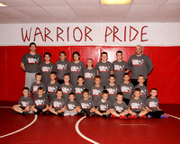 Central Little Warrior Wrestling
