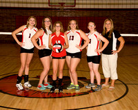 Central JH Volleyball