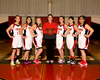 Postville MS Girls Basketball